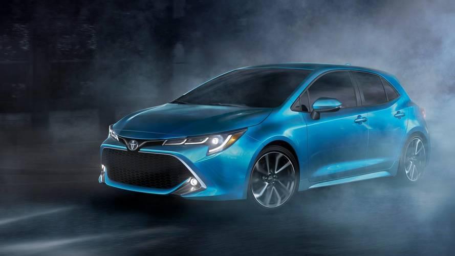 Toyota, ateşli bir Corolla hatchback planlıyor