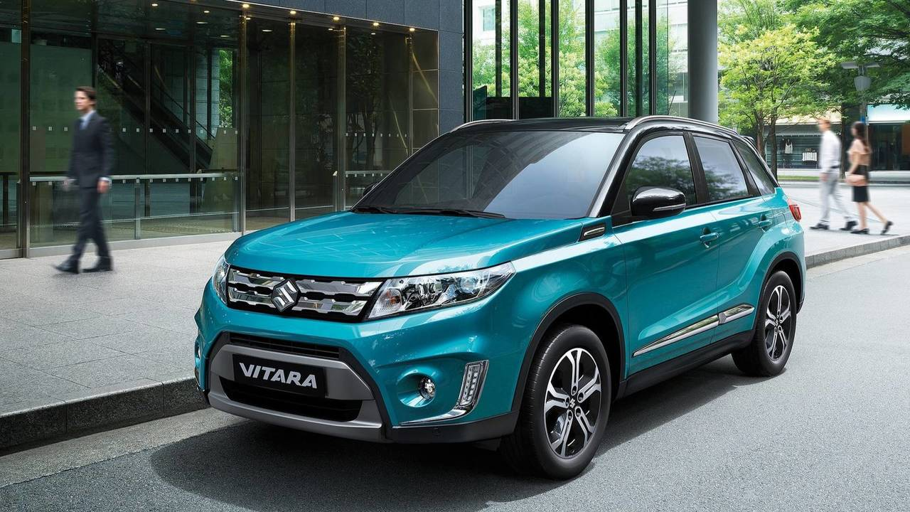 4 - Suzuki Vitara