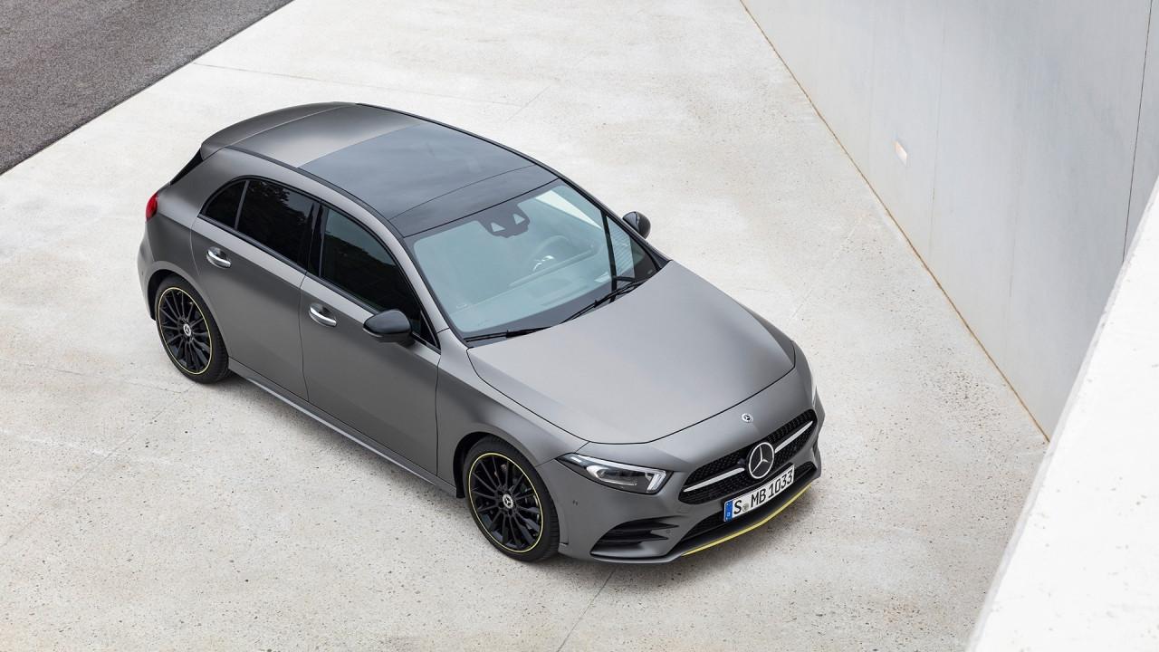[Copertina] - Mercedes Classe A, la gamma allargata è ancora un rebus