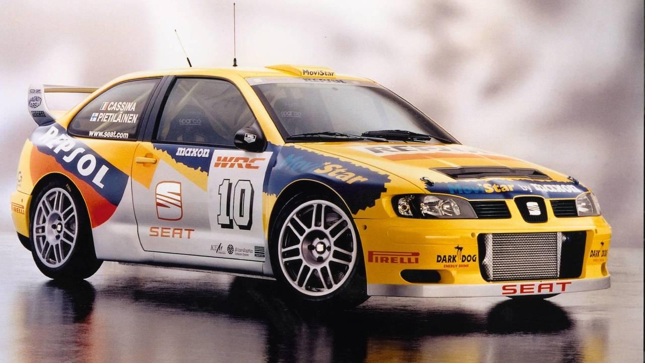 SEAT Córdoba WRC