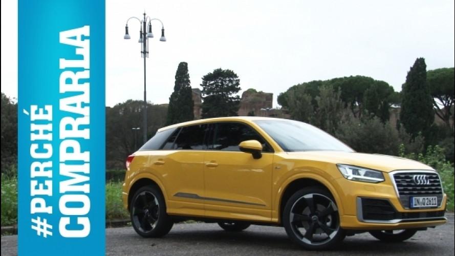 Audi Q2, perché comprarla… e perché no [VIDEO]