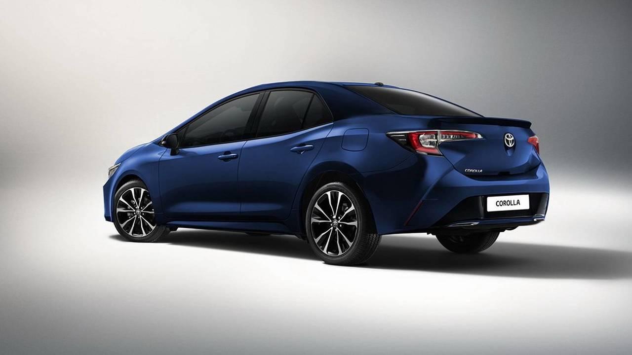 Confirmado: Novo Toyota Corolla será revelado dia 16 de novembro na China 2020-toyota-corolla-render