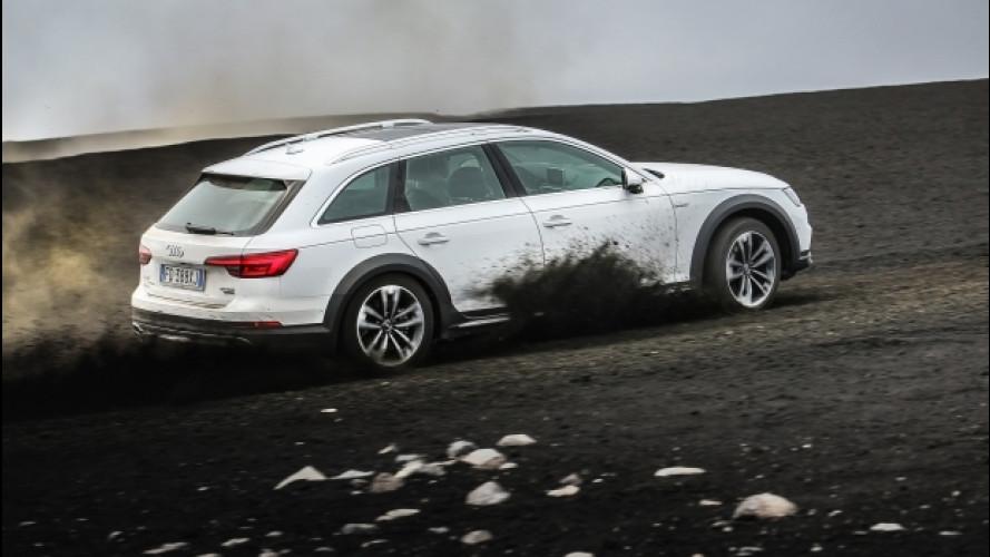 Audi A4 allroad quattro, arrivano i nuovi diesel