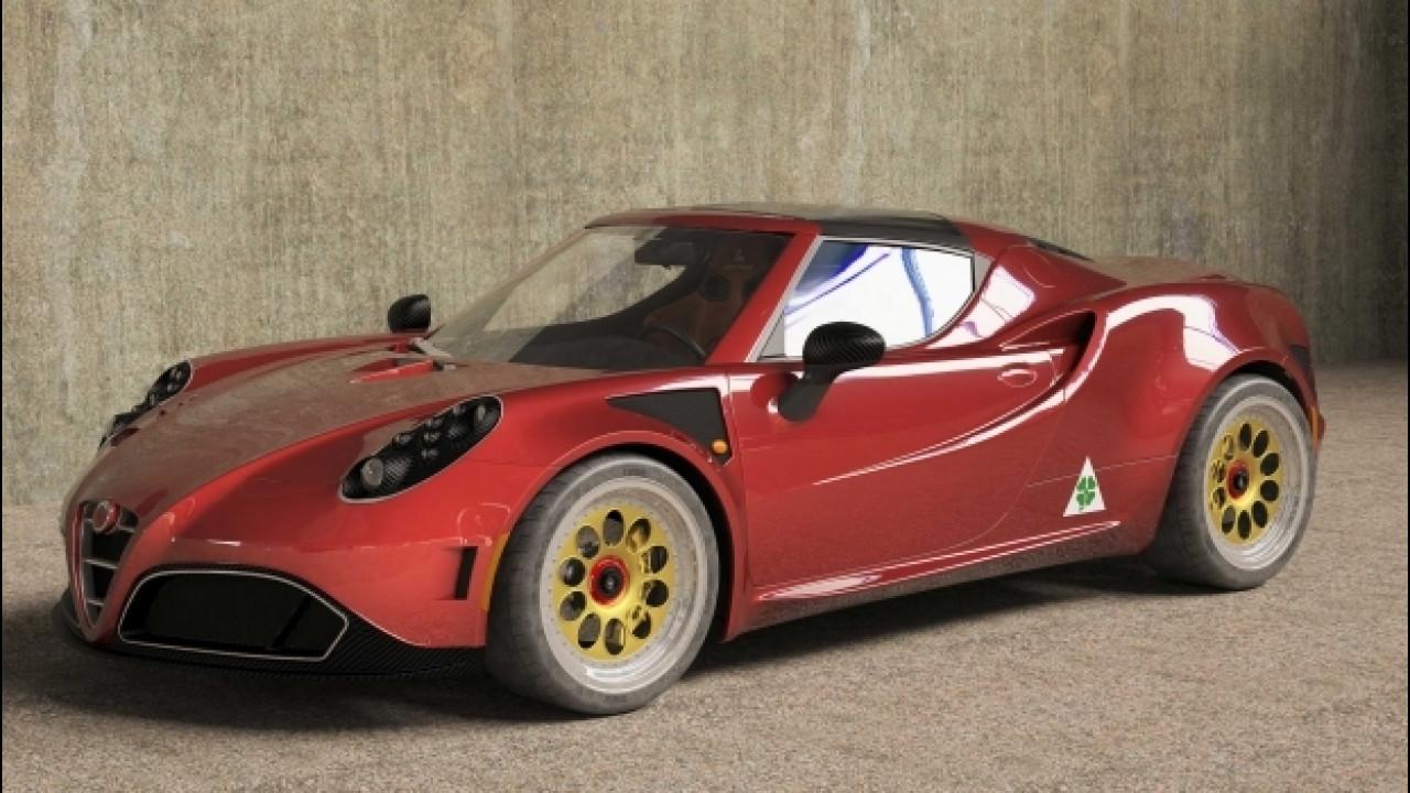 [Copertina] - Alfa Romeo 4C by Romeo Ferraris,