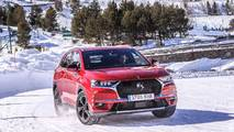 DS 7 CROSSBACK Y MICHELIN CROSSCLIMATE SUV