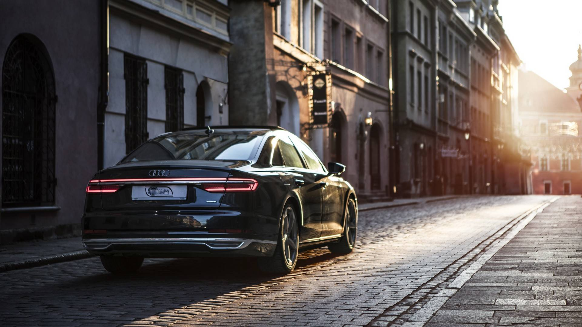 You Don T Have To Like The Audi A8 To Enjoy These Stunning Images