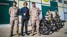 Bultaco Brinco R Ejército español
