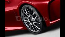 Nuova Lexus CT, il rendering 002