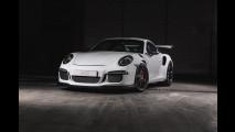 Porsche 911 GT3 RS by Techart, il dominio del carbonio