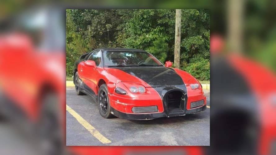 Ez a Mitsubishi nagyon Bugatti szeretne lenni