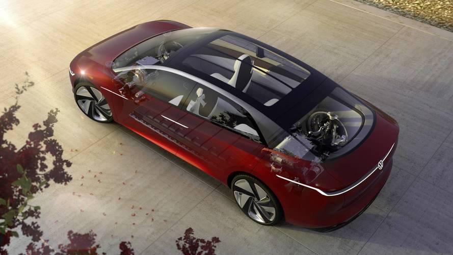 Kiderült, hogyan épül fel a VW elektromos autók alá kerülő platformja