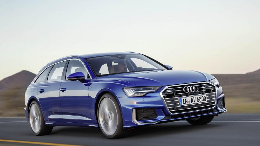 Das ist der neue Audi A6 Avant (2018)