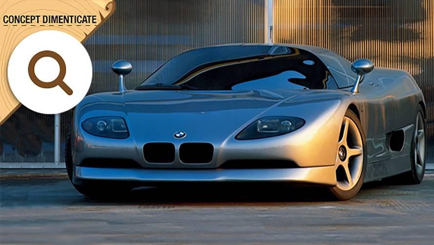 """BMW Nazca, """"trio"""" di V12 dallo stile italiano"""