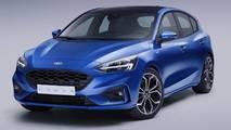 Ford Focus 2018: qué cambia punto por punto
