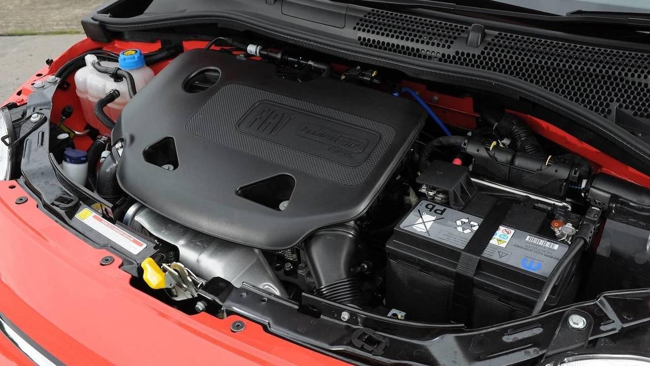 2 cilindri: TwinAir Fiat