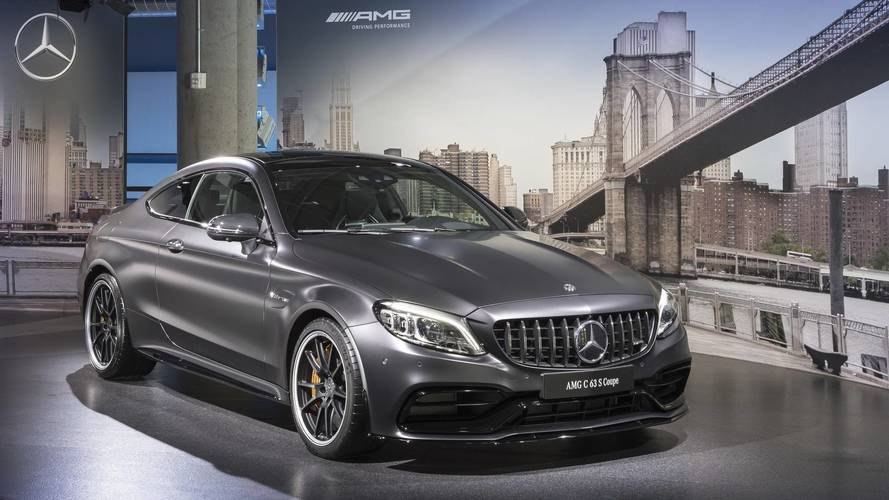 Mercedes-AMG C 63 (2018) - Nouvelle mais pas différente