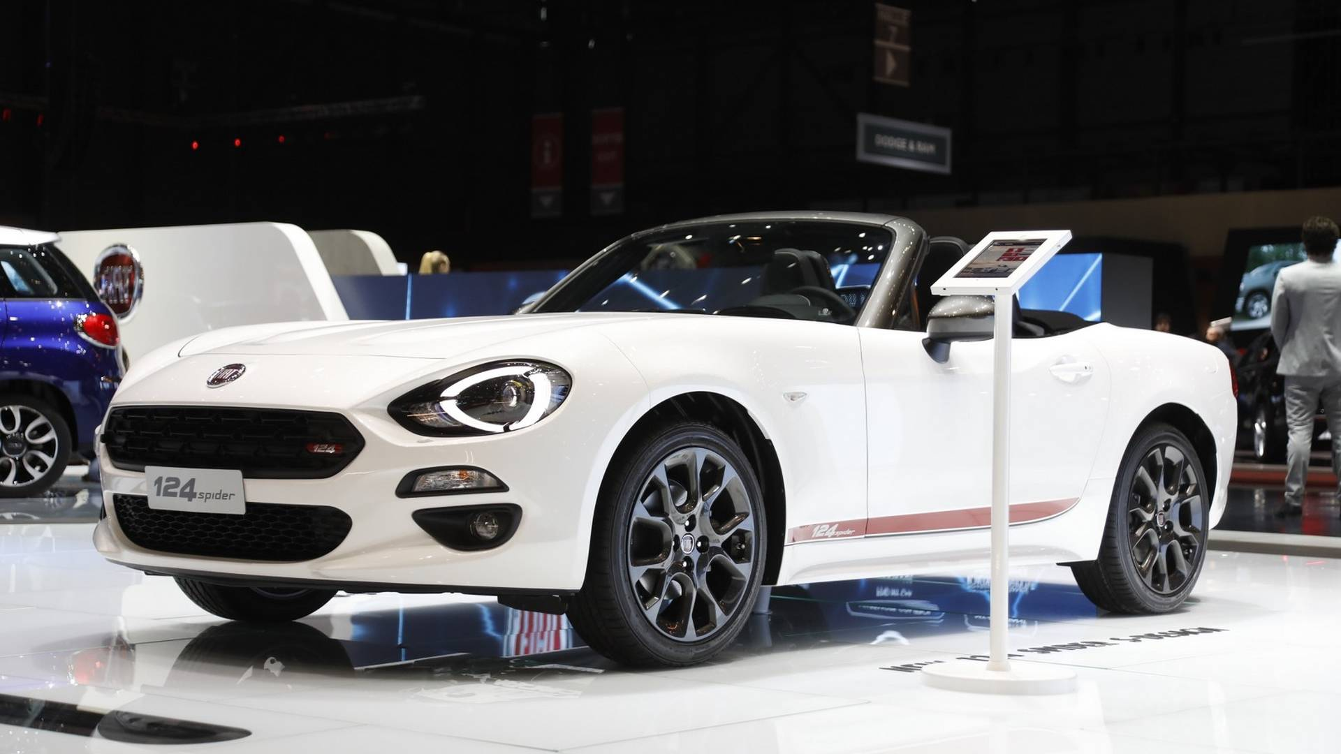 Fiat 124 Spider S Design Live From Geneva Motor Show Rear Axle Schematic
