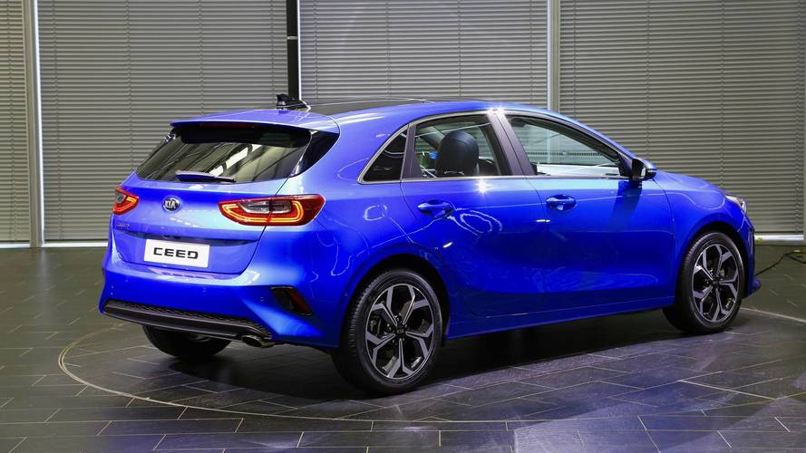 New Kia Ceed to spawn five variants