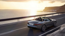 Jaguar F-Type Convertibile restyling