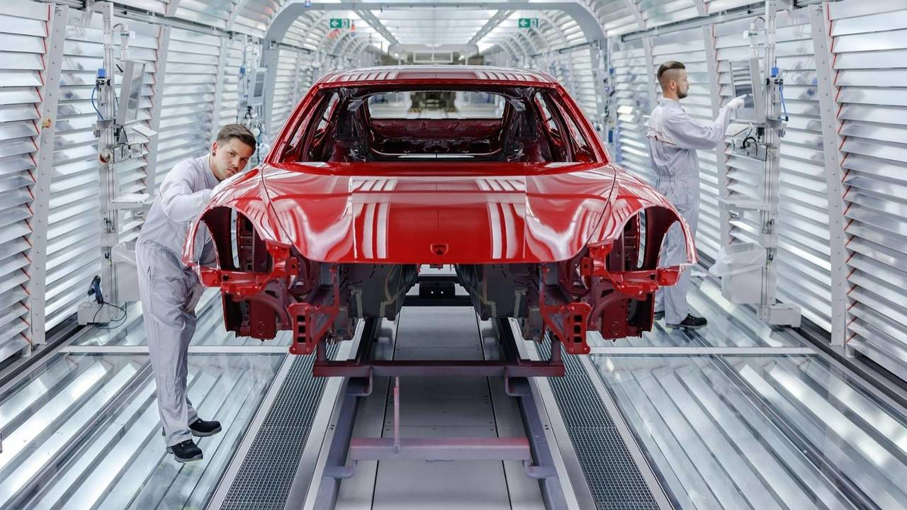 Production Porsche