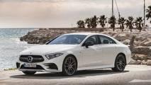 2018 Mercedes CLS