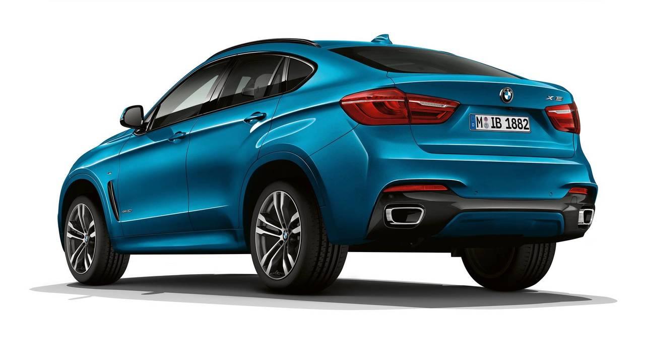 8. BMW X6 M – 4.2 másodperc