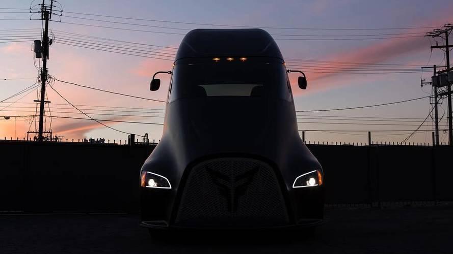 Tesla Semi'ye rakip geldi: Thor Trucks