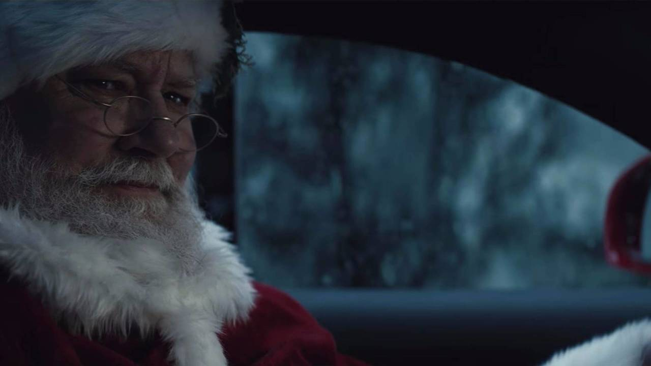 Père Noël en AMG