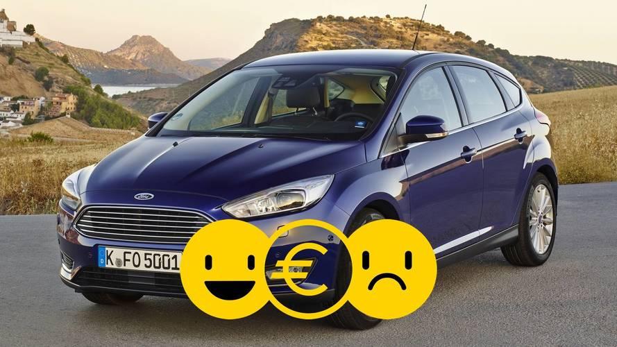 Promozione Ford Focus Plus, perché conviene e perché no
