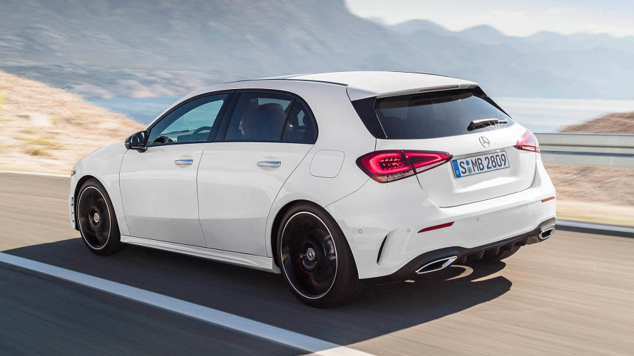 All-new Mercedes A-Class revealed: Sharper lines, fancy tech