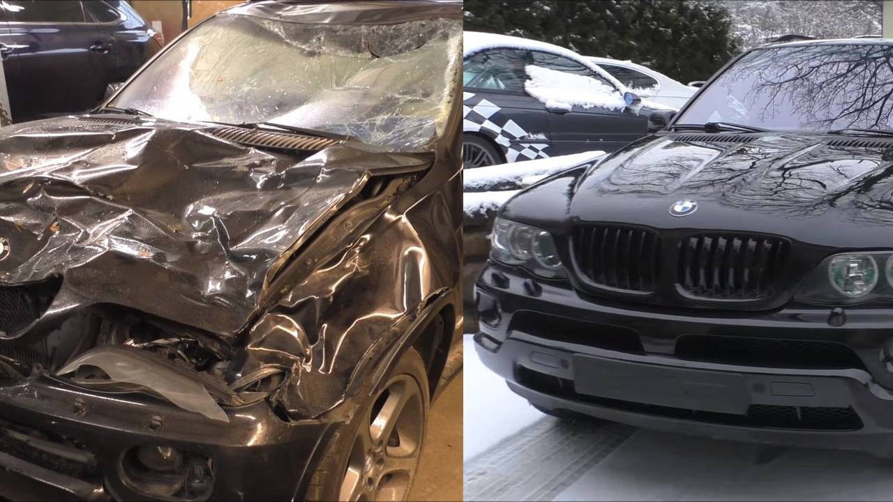 Arthur Tussik - BMW X5