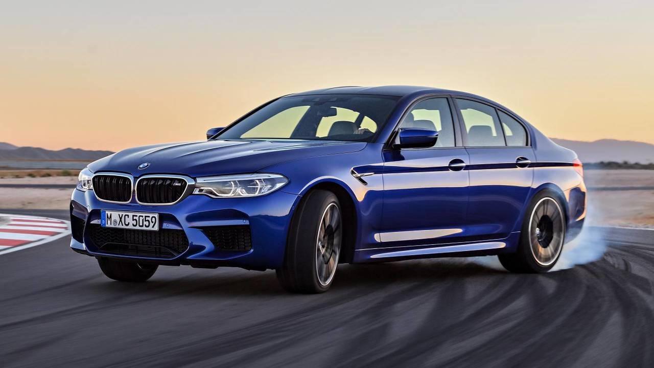 7. BMW