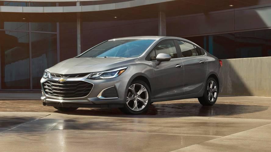 Chevrolet Cruze ganha câmbio CVT nos EUA, mas só para frota