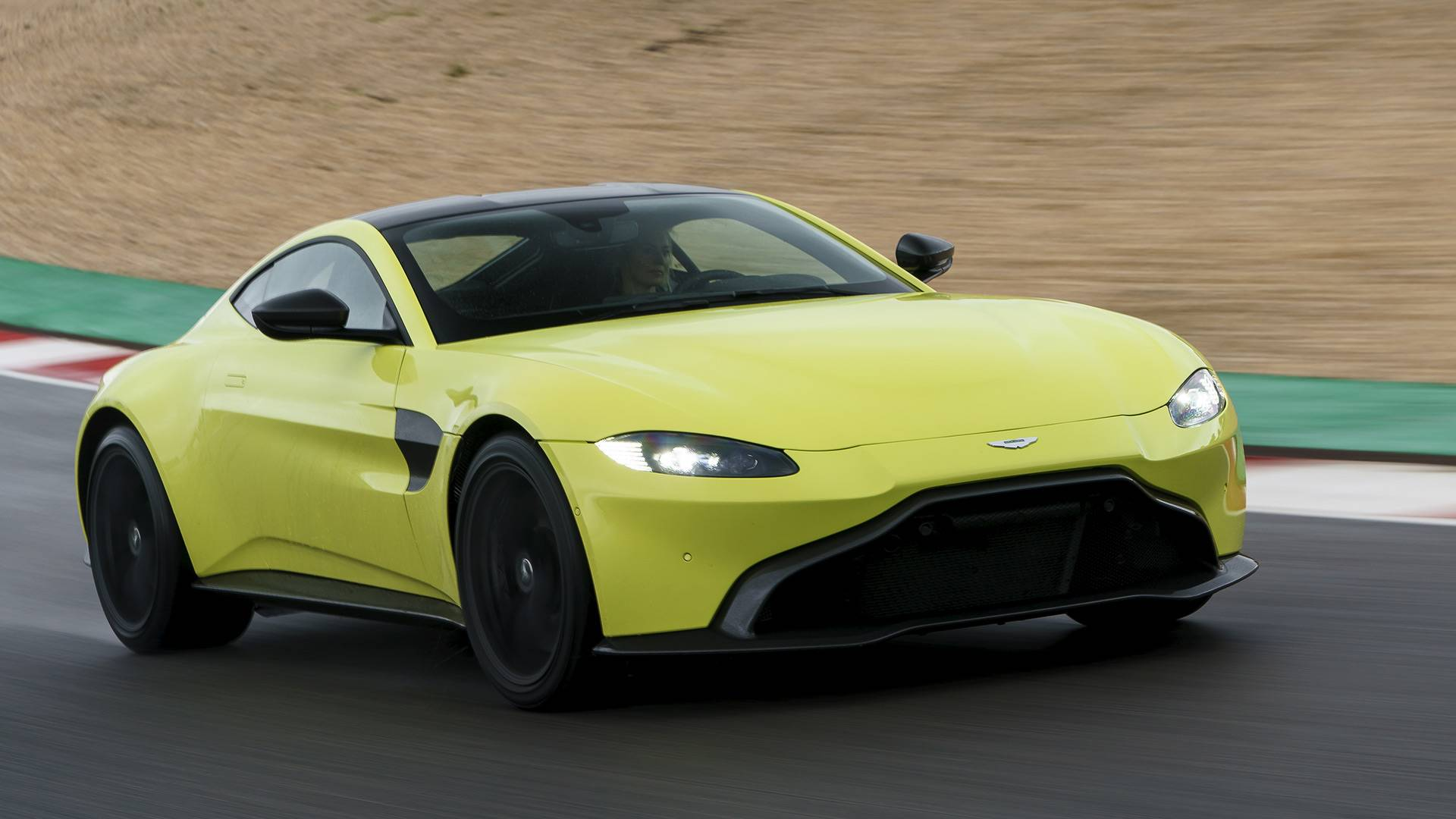 Tough Shift: Manual Gearbox For Aston Martin Vantage Not ... | aston martin vantage manual