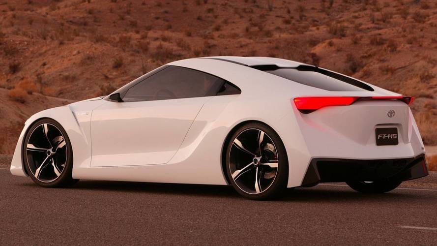 2007 Toyota FT-HS: Concept We Forgot