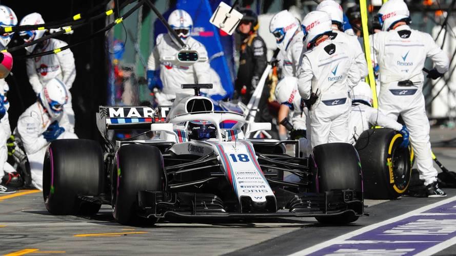 Williams étudie l'achat de boîtes de vitesses Mercedes