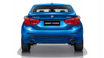 Erwischt: Neuer BMW 1er