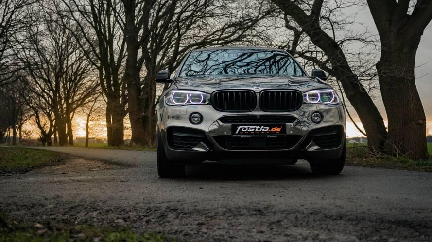 Fostla BMW X6 M50d
