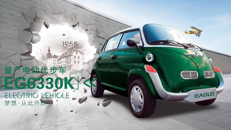 Steve Urkel Rejoice, Chinese Firm Revives Isetta As EV
