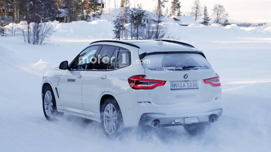 Jövőre debütál plug-in hibrid BMW X3 - X5 modellpáros
