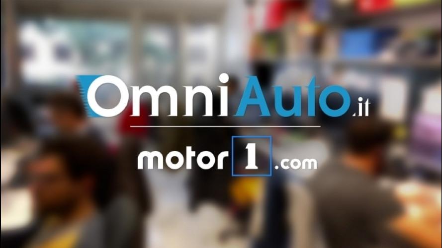 OmniAuto.it è Motor1.com Italia