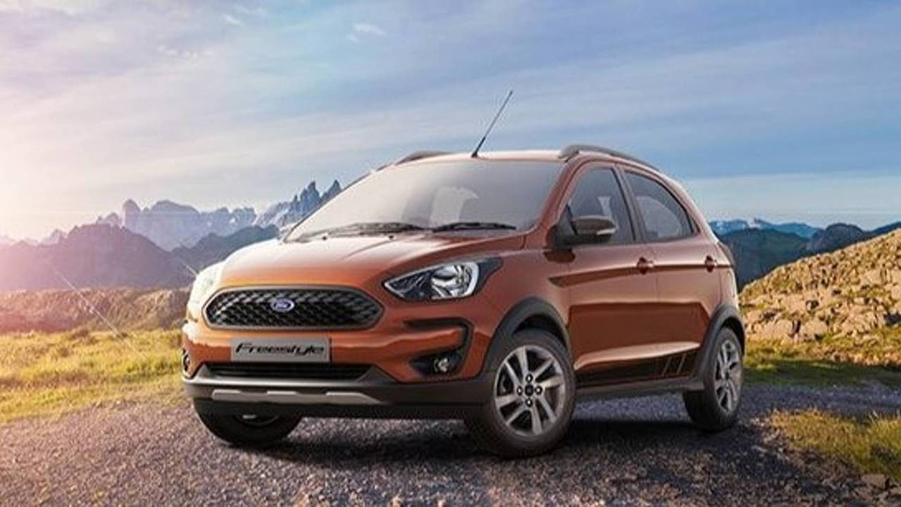 Ford Freestyle - India