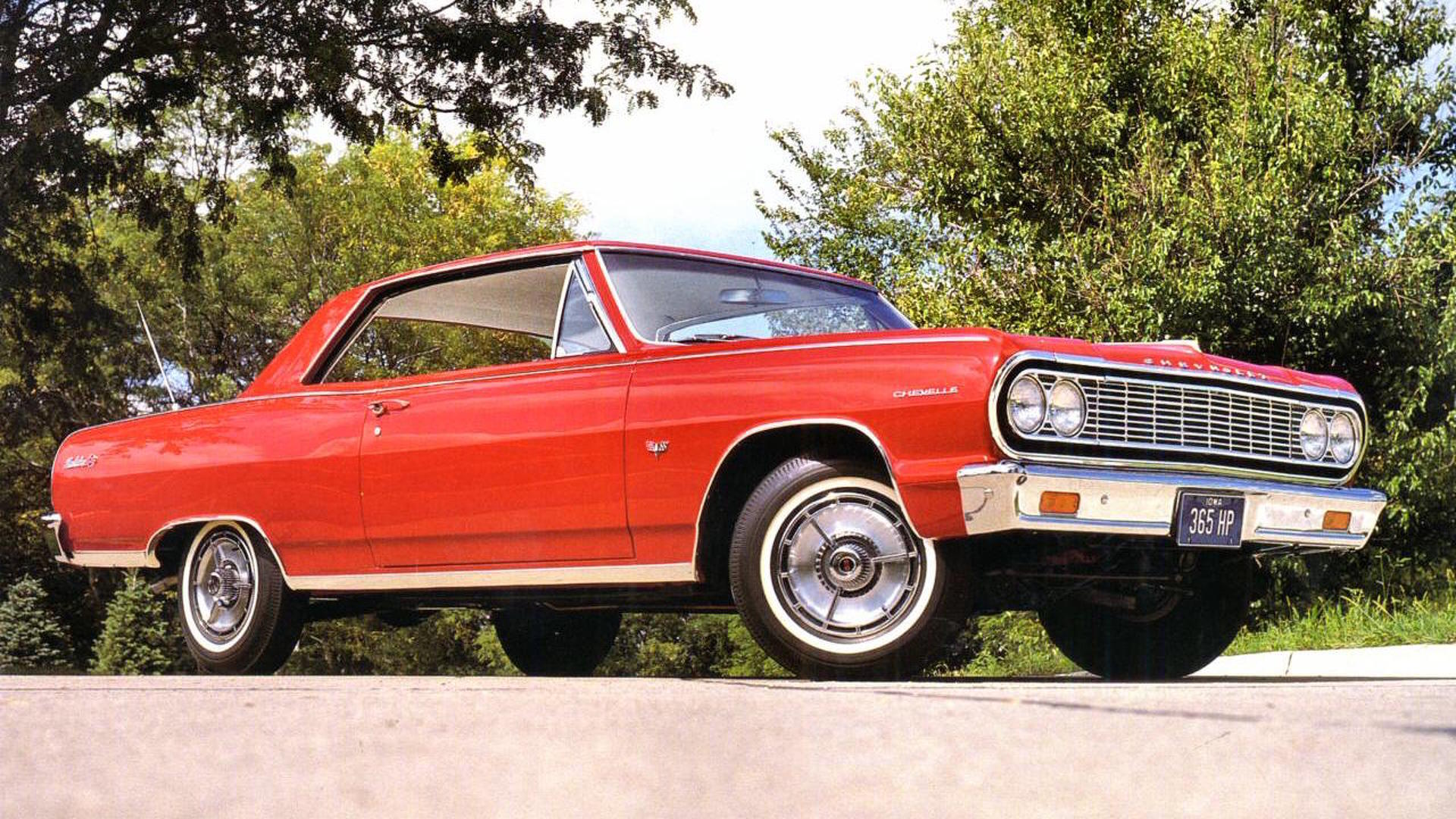 5 Best Chevy Chevelles Of All Time 1966 Chevrolet Chevelle Malibu Ss