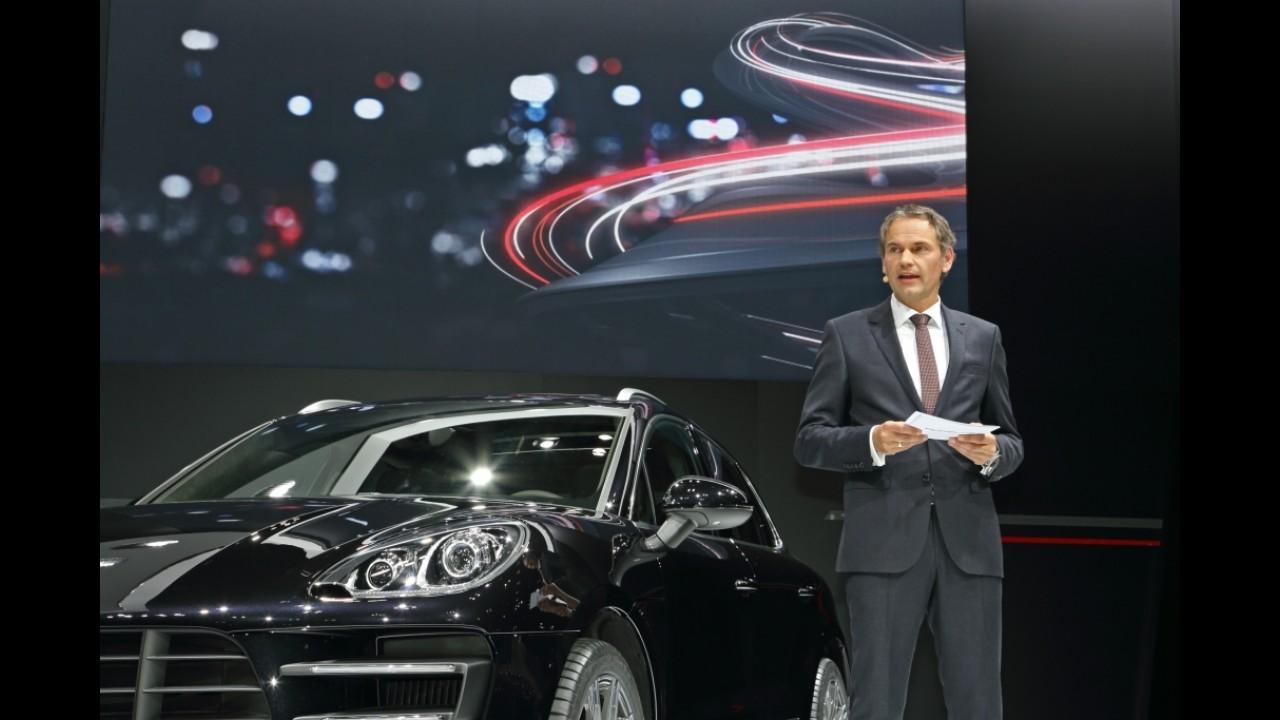 Porsche'nin Yeni CEO'su Oliver Blume Oldu