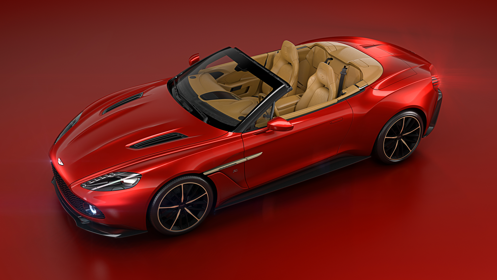 Report Aston Martin Vanquish Zagato Volante Priced At 850k