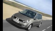 Renault anuncia Grand Scénic e Megane Coupé - Vendas começam em fevereiro de 2008
