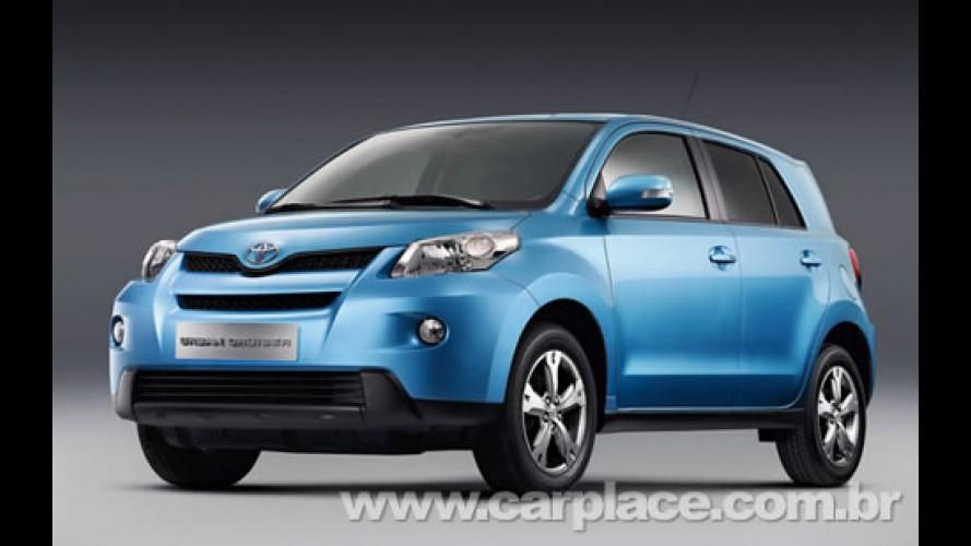 Lançamento Mundial: Toyota mostrará novo SUV Urban Cruiser em Genebra