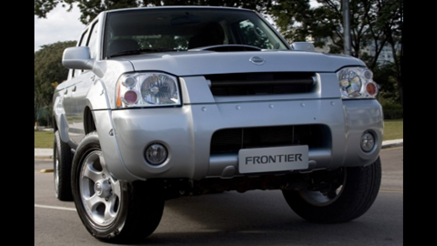 Nissan Frontier Vibe série especial