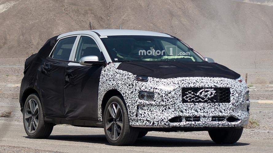 Hyundai va lancer deux nouveaux petits crossovers en 2018