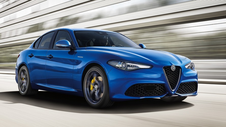 Alfa set to launch 350 hp Giulia Veloce